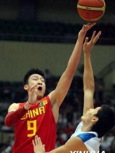 体育 男篮 中国vs哈萨克斯坦 PPTV体育