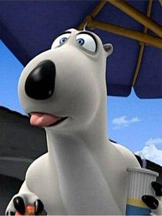 爆笑动画 倒霉熊